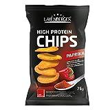 Layenberger High Protein Chips Paprika, (1 x 75 g)