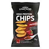 Layenberger High Protein Chips Paprika, (1 x 75 g)
