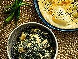 Indisches Frühstück mit Rührei und Chai