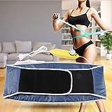Taillenschnittgürtel, elektrischer Körper, Schlankheitsgürtel, Sauna-Bauchgürtel, Gewichtsverlust, Kalorienverbrenner, verstellbarer Taillengürtel für Training